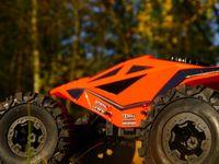 Crawler 1:10 - RTR - 4WD  (2x Elektromotor) RTR 2,4GHz Bild 3