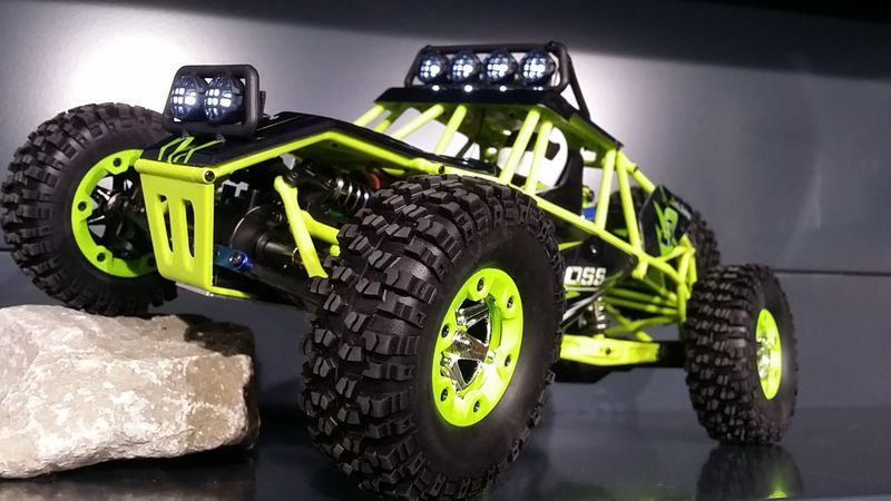 RC Car Cross RTR 2,4GHz 40Km/h