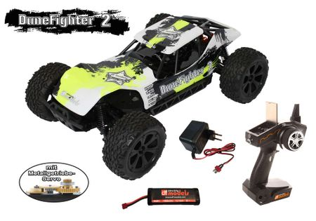 DuneFighter 2 - 4WD RTR brushed