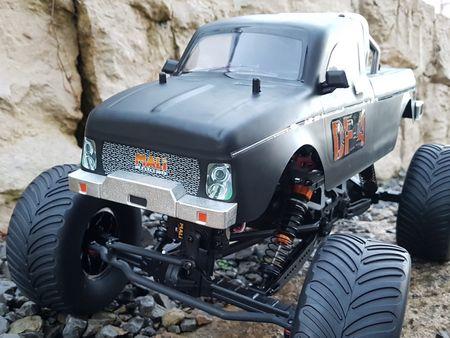 Crawler 4WD 1/10 - RTR  40km/h 2,4GHz