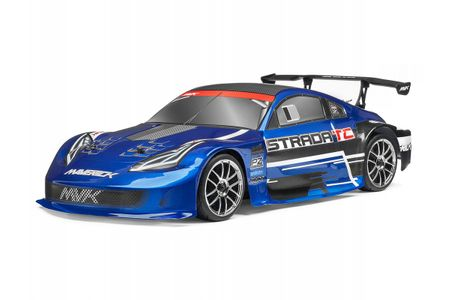 Race Car TC Brushed 2,4GHz RTR 1/10