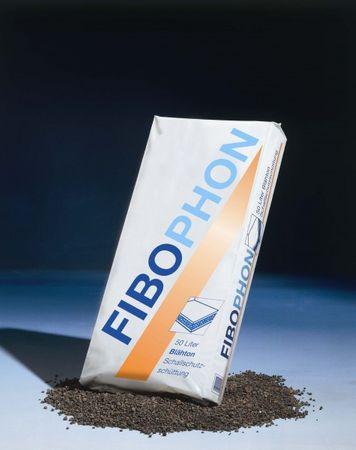 Blähton 0 - 2 mm rund und gebrochen 50 Liter FIBOPHON Schallschutzschüttung