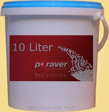 Blähglas 10 Liter Modellbau Deko Dämmung