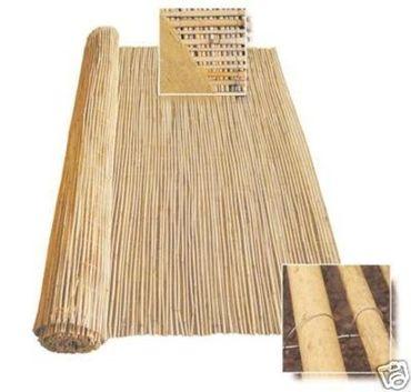 [Paket] Putzgewebe 1x5m 4 Stück Reet Schilf Lehmbau Armierung Putzträger