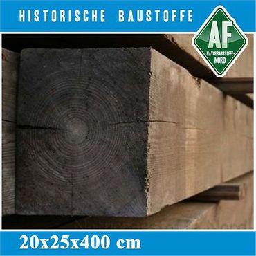 Balken Antik Kantholz Historisches Bauholz  15 stk a 4,00 m – Bild 1