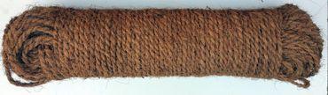 Kokosstrick mittel 2 kg ca. 160 m Kokosseil Baumanbinder – Bild 1