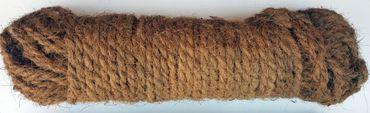 Kokosstrick stark 2 kg ca. 80 m Kokosseil Baumanbinder – Bild 1