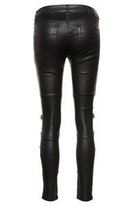 Tigha Becca Coated Damen Jeans