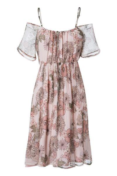 Ana Alcazar Nara Damen Kleid