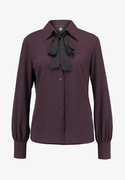 G-Star Core Slim Bow Blouse