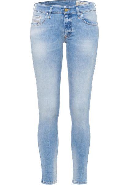 Diesel 00SGSQ Slandy-Low Damen Jeans