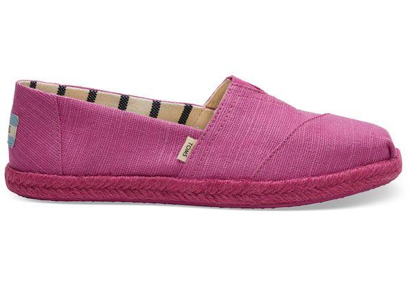 Toms Heritage On Rope Damen Schuh