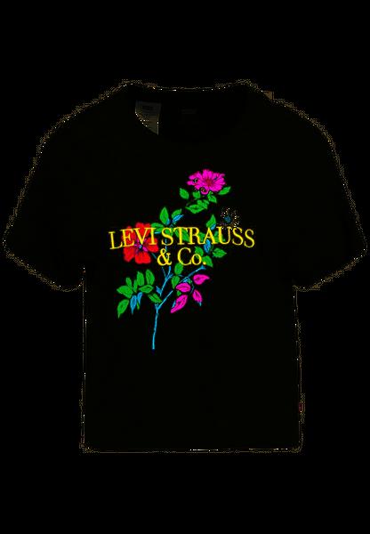 Levis Graphic Varsity Tee Damen T-Shirt