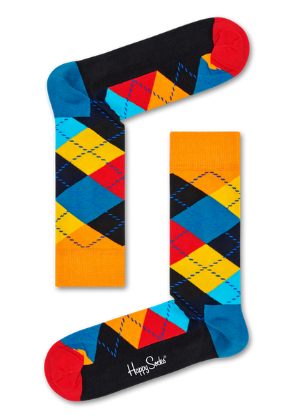 Happy Socks Argyle Socken