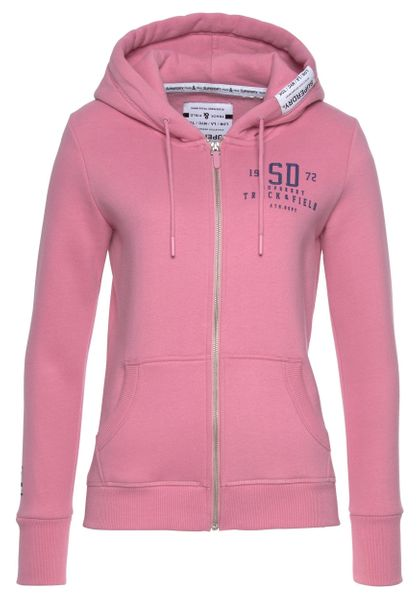 Superdry Track & Field Damen Sweatjacke