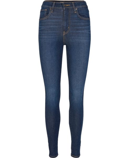 Levis Mile High Super Skinny Damen Jeans
