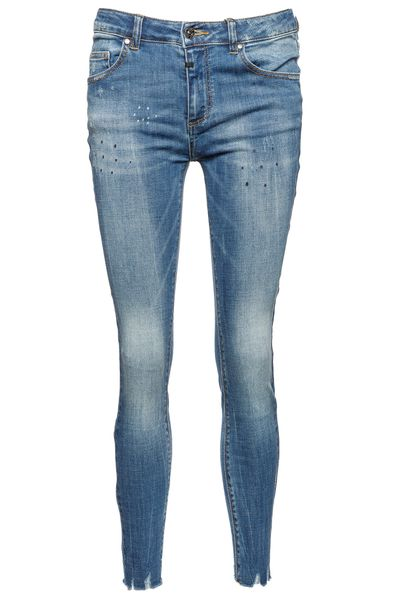 Tigha Ania 9012 Ripped Damen Jeans
