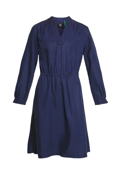 G-Star Ogee Straight Flare Damen Kleid