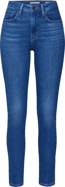 Levis 721 High Rise Skinny Damen Jeans