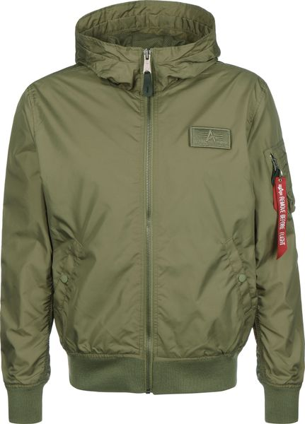 Alpha Industries MA-1 LW Hooded Herren Jacke