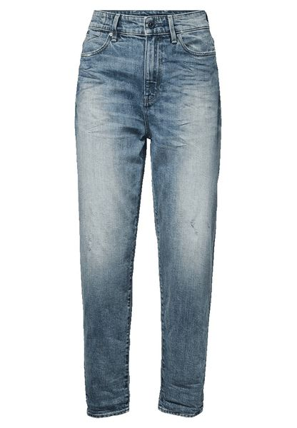 G-Star Janeh Ultra High Mom Ankle Damen Jeans