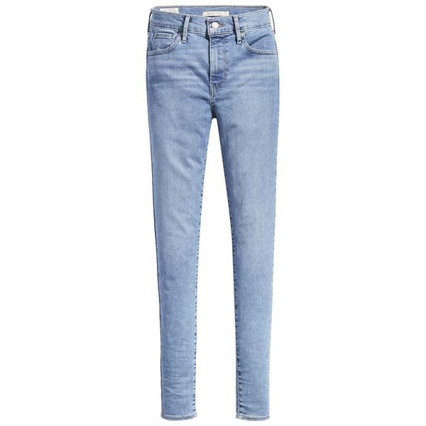 Levis 720 High Rise Super Skinny Damen Jeans