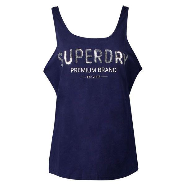 Superdry Premium Sequin Classic Damen Top