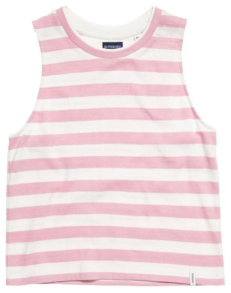 Superdry Summer Stripe Damen Tank Top
