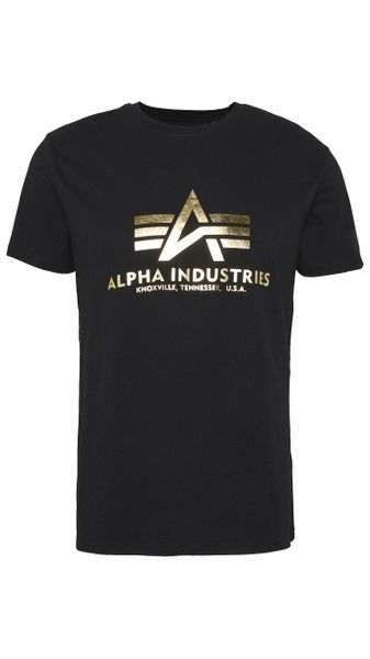 Alpha Industries Basic Foil Herren T-Shirt