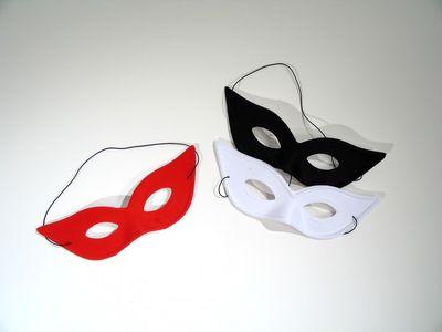 Prinzessvisier Maske Augenmaske Karneval Fasching
