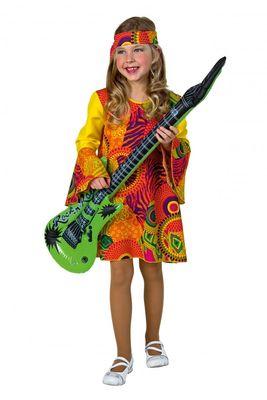 Hippie-Mädchen Girl
