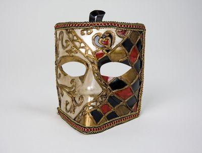 venezianische Maske Bauta