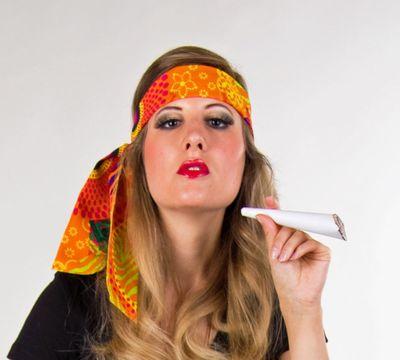 Hippie-Stirnband, sortierte Dessins
