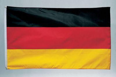 BRD Deutschlandfahne Länderfahne aus Stoff Dekoration
