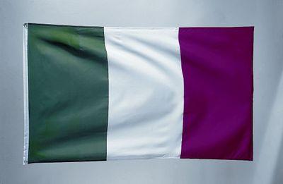 Italien Länderfahne aus Stoff Dekoration