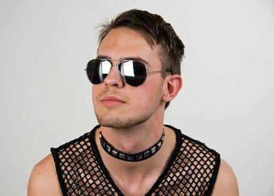 Pilotenbrille Sonnebrille Pilot Neu Karneval Fasching