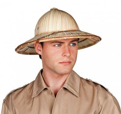 Tropenhut Safarihut Strohhut Tropen Safari Hut