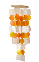 Suncatcher DUO in Orange oder Bunt, Länge ca. 65cm