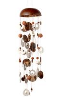 Mobile Kokosnuss mit Keramik
