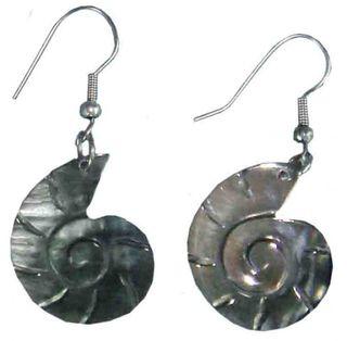 Ohrringe aus Muscheln
