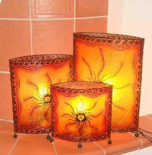 Lampe Pesami - Deko-Leuchte, Stimmungsleuchte