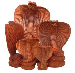 Kobra - einzeln in verschiedenen Größen