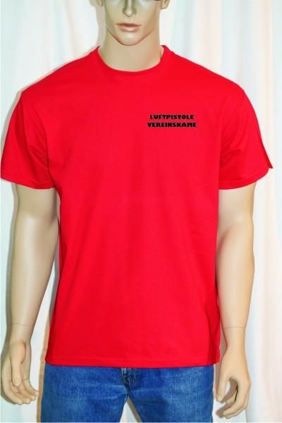 "T-Shirt bedruckt "" Luftpistole "" – Bild 2"
