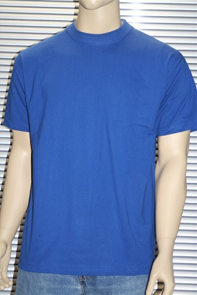 T-Shirt von EUROPE TREND SPORTS in Rojalblue – Bild 1