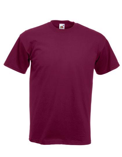 T-Shirt Fruit of the Loom / Super Premium T – Bild 4