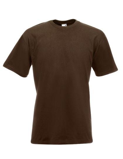 T-Shirt Fruit of the Loom / Super Premium T – Bild 5