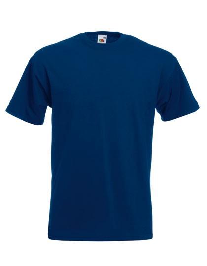 T-Shirt Fruit of the Loom / Super Premium T – Bild 11