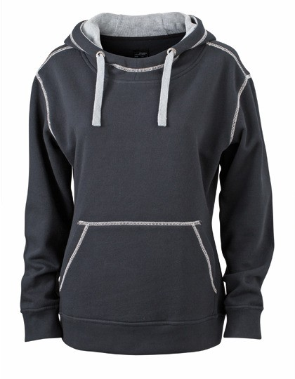 Ladies´ Lifestyle Hoody – Bild 1