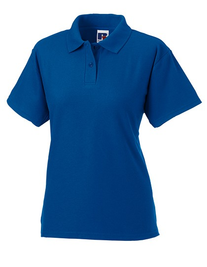 Ladies Poloshirt 65/35 – Bild 2