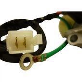 Anlasser 4-Takt (139QMB/A GY6) incl. Kabel/Stecker